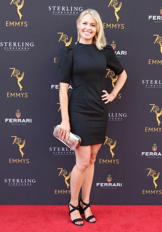 Erica Olsen – 2018 Los Angeles Area Emmy Awards
