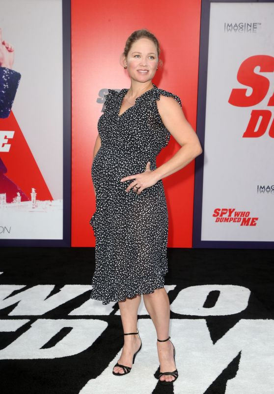 "Erika Christensen – ""The Spy Who Dumped Me"" Premiere in LA"