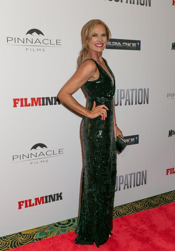 "Erin Connor – ""Occupation"" World Premiere in Sydney"