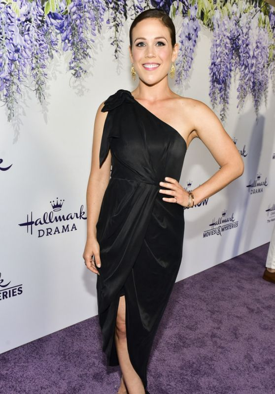 Erin Krakow – Hallmark Channel Summer TCA 2018 in Beverly Hills