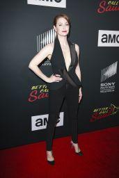 """Esmé Bianco – """"Better Call Saul"""" Season 4 Premiere at SDCC 2018"""
