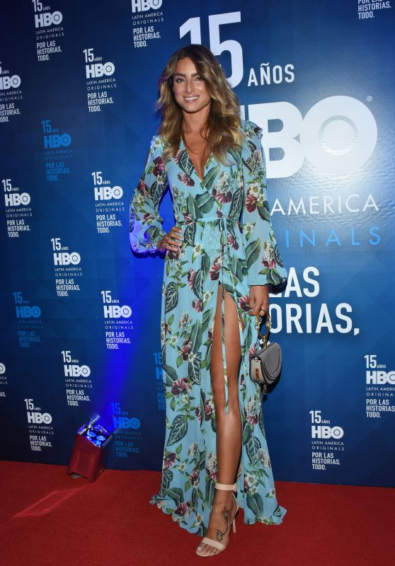 Estefania Ahumada – 2018 HBO Latin America in Mexico City