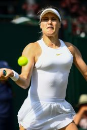 Eugenie Bouchard – Wimbledon Tennis Championships in London 07/03/2018