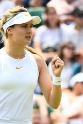 Eugenie Bouchard – Wimbledon Tennis Championships in London 07/05/2018
