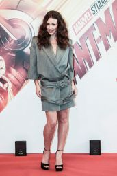 """Evangeline Lilly - """"Ant-Man and the Wasp"""" Photocall in Rome"""
