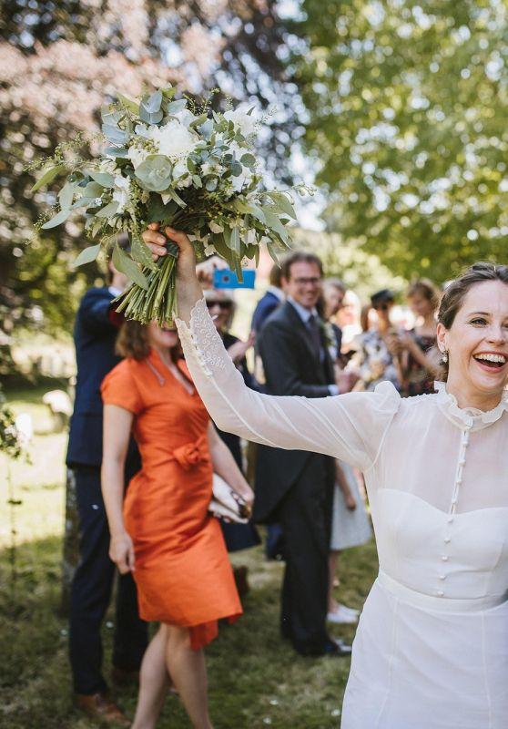 Felicity Jones - Wedding Portraits