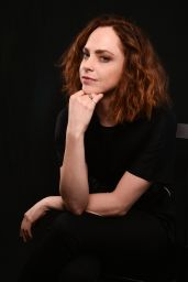Fiona Dourif – Variety Studio at 2018 SDCC, Day 2