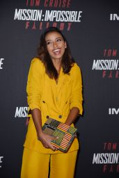 """Flora Coquerel - """"Mission Impossible - Fallout"""" Premiere in Paris"""