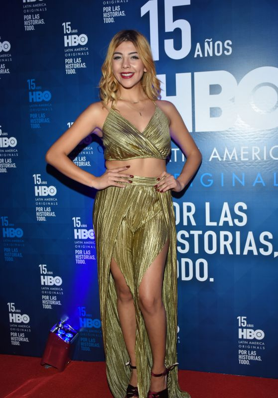 Frida Urbina – 2018 HBO Latin America in Mexico City