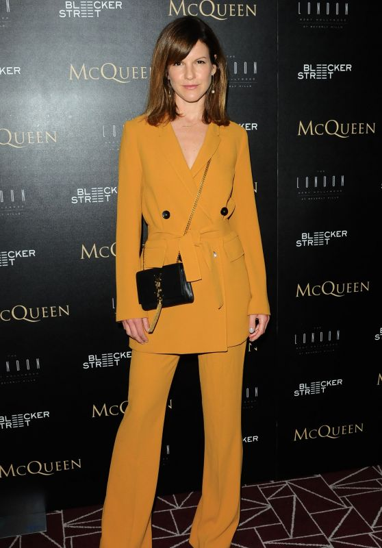 "Fuschia Sumner - ""McQueen"" Special Screening in Los Angeles"