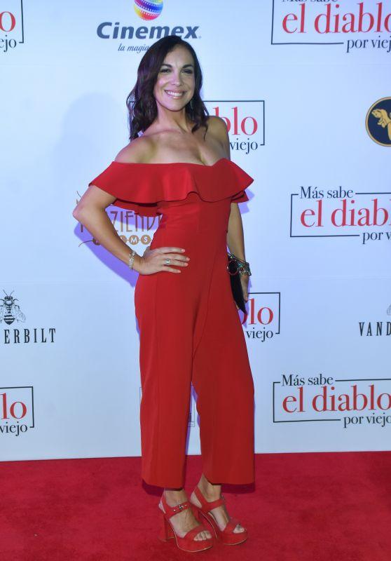 """Gabriela Steck – """"Mas Sabe el Diablo por Viejo"""" Premiere in Mexico City"""