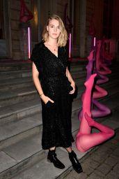 Gaia Weiss at Jean Paul Gaultier Fashion Show in Paris 07/04/2018