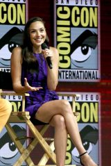 Gal Gadot - Warner Bros. Panel at SDCC 2018