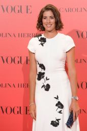 Garbine Muguruza – VOGUE Spain 30th Anniversary Party in Madrid