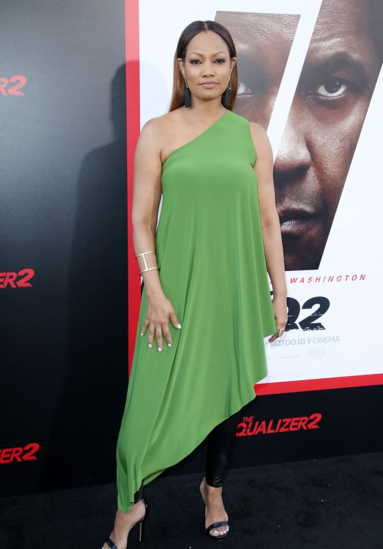 "Garcelle Beauvais – ""The Equalizer 2"" Premiere in Los Angeles"