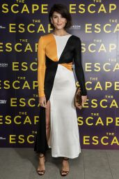 "Gemma Arterton - ""The Escape"" Screening in London"