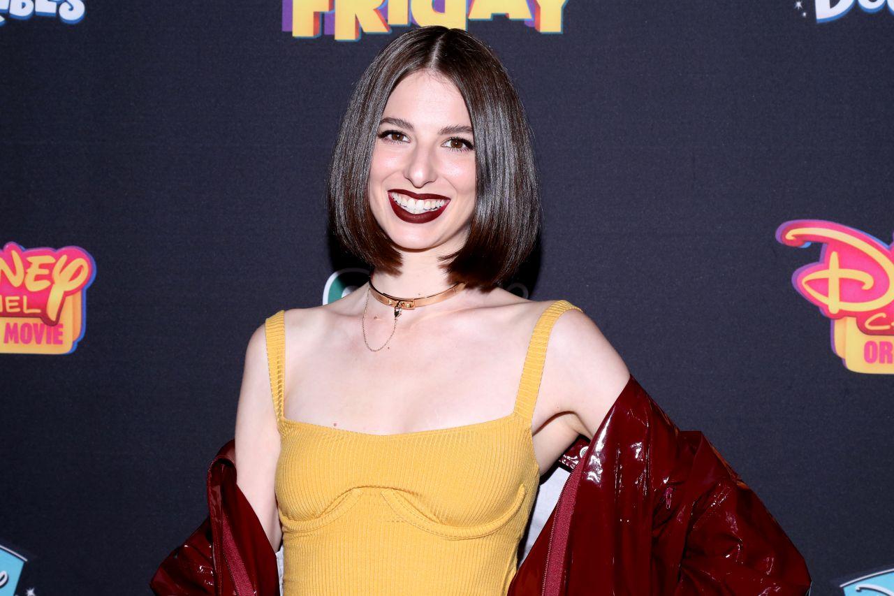 Rochelle Pangilinan (b. 1982),Regina Bianchi Sex video Beth Riesgraf,Rachel DiPillo