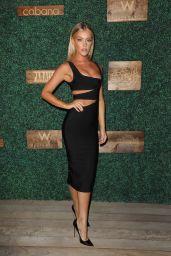 Georgia Gibbs - 2018 SI Swimsuit Show in Miami