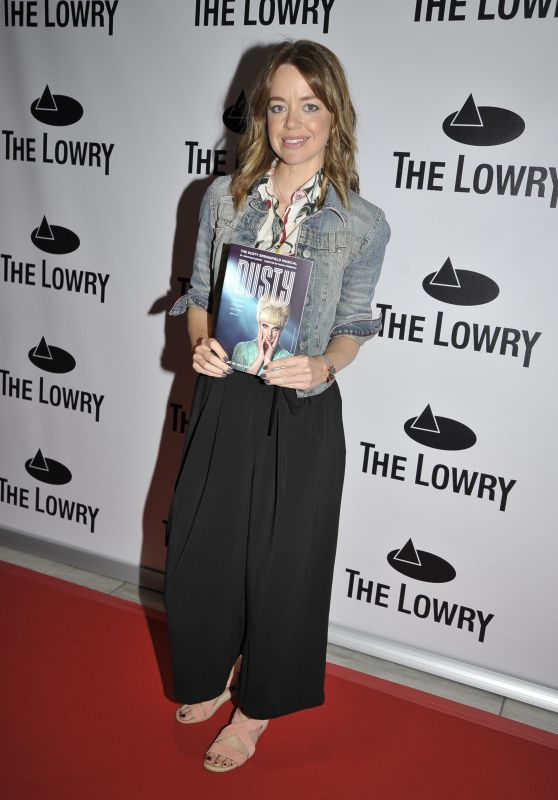 """Georgia Taylor – """"Dusty"""" Press Night in Manchester"""