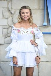 "Georgia Toffolo – ""Mamma Mia: Here We Go Again"" Premiere in London"