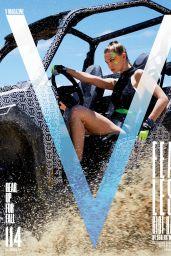 Gigi Hadid - Photoshoot for V Magazine Fall Preview 2018
