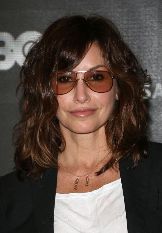 "Gina Gershon - ""Robin Williams: Come Inside My Mind"" Premiere in NY"