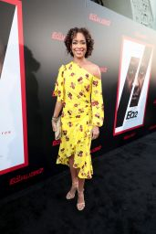 """Gina Torres – """"The Equalizer 2"""" Premiere in Los Angeles"""