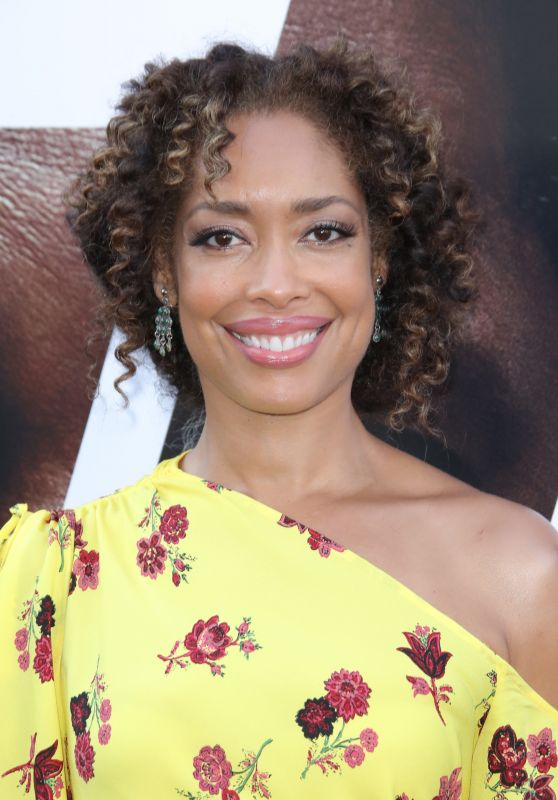 "Gina Torres – ""The Equalizer 2"" Premiere in Los Angeles"