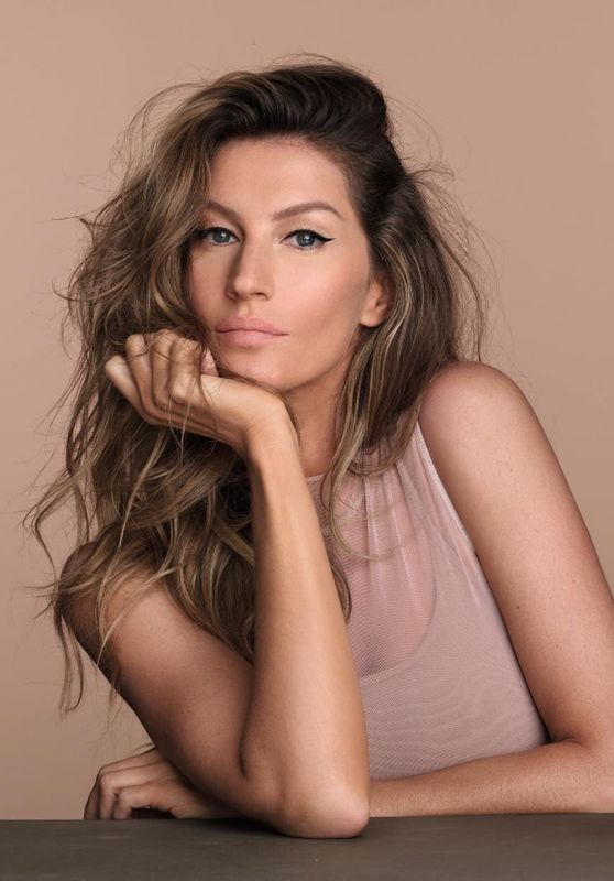 Gisele Bundchen - Photoshoot for Boticario