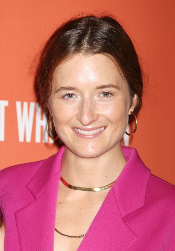 "Grace Gummer – ""Straight White Men"" Opening Night After Party in NYC"
