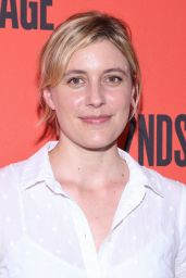 Greta Gerwig – Mary Page Marlowe Off-Broadway Opening Night in New York