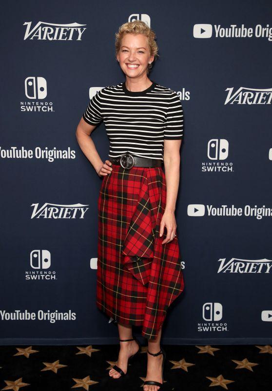 Gretchen Mol - Variety Studio Comic-Con San Diego 2018