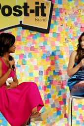 Hailee Steinfeld - Post-it Brand Inspire Students to Make Dreams Stick in NY