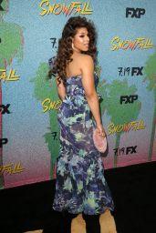 """Hailie Sahar - """"Blindspotting"""" Premiere in New York"""