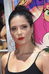 "Halsey – ""Teen Titans Go! to the Movies"" Premiere in Hollywood"