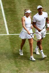 Harriet Dart – 2018 Wimbledon Tennis Championships in London, Day 10
