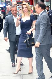 Hayley Atwell at GMA in New York 07/24/2018