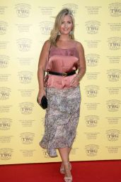 Hayley McQueen – TWG Tea Salon and Boutique Launch Party in London