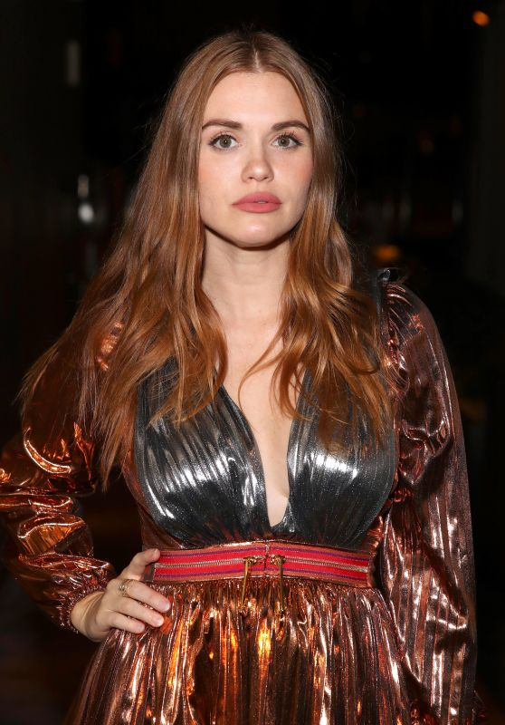 Holland Roden – Variety and YouTube Originals Kick Off Party at Comic-Con San Diego 2018