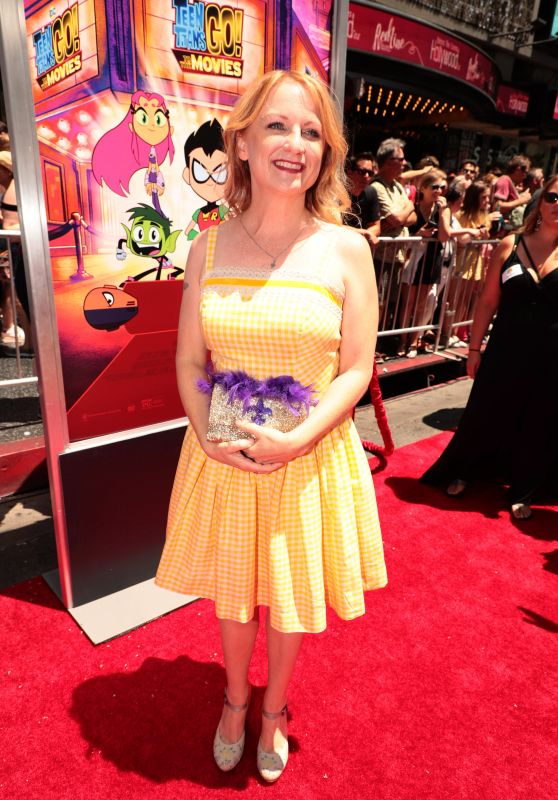 "Hynden Walch – ""Teen Titans Go! to the Movies"" Premiere in Hollywood"