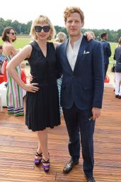 Imogen Poots – Audi Polo Challenge in Ascot 07/01/2018