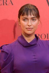 Irina Shayk – VOGUE Spain 30th Anniversary Party in Madrid