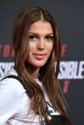 "Iris Mittenaere – ""Mission Impossible – Fallout"" Premiere in Paris"
