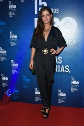 Isabel Burr – 2018 HBO Latin America in Mexico City
