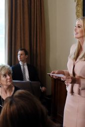 Ivanka Trump in White House
