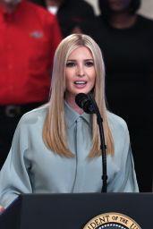 Ivanka Trump - U.S. President Donald Trump Signs an Executive in Washington