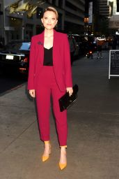 "Ivanna Sakhno – ""The Spy Who Dumped Me"" Screening in New York"