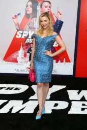 "Izabella Miko – ""The Spy Who Dumped Me"" Premiere in LA"