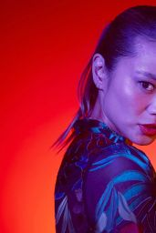 Jamie Chung – Photoshoot Powered by Pizza Hut at 2018 SDCC
