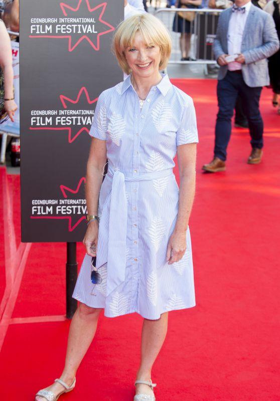 "Jane Horrocks – ""Swimming with Men"" Premiere at EIFF 2018"